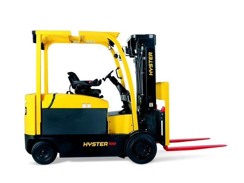 מלגזת הייסטר מסדרה E80-120XN