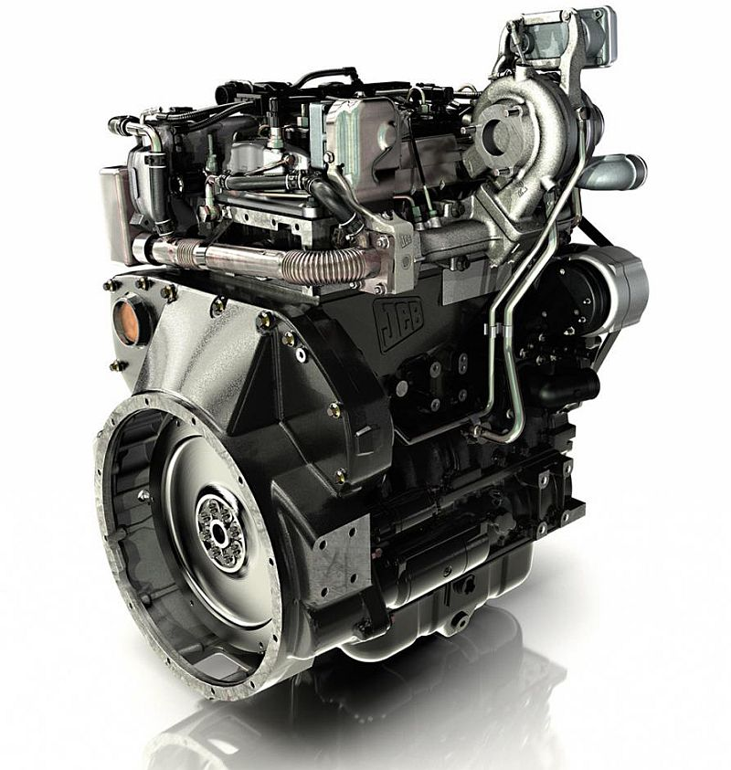 מנוע JCB Ecomax T4