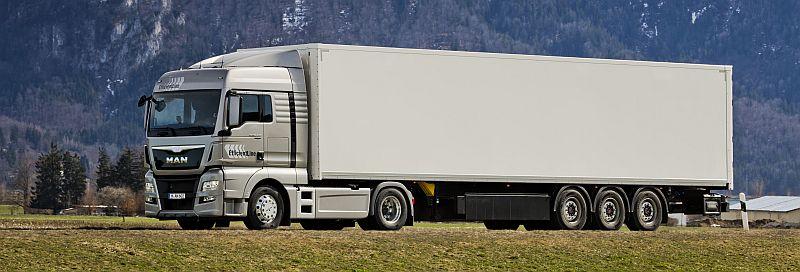 מישלין X Line Energy T החדש מיועד למשאיות כבדות הנוסעות מרחקים ארוכים