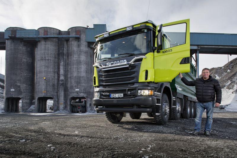 מכירות המשאיות באירופה רושמות ירידה ביוני