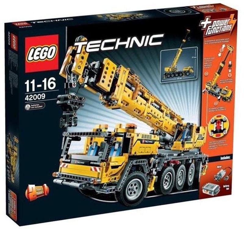 משאית מנוף Lego Technic 42009