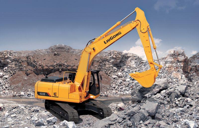 מחפר LiuGong 922E