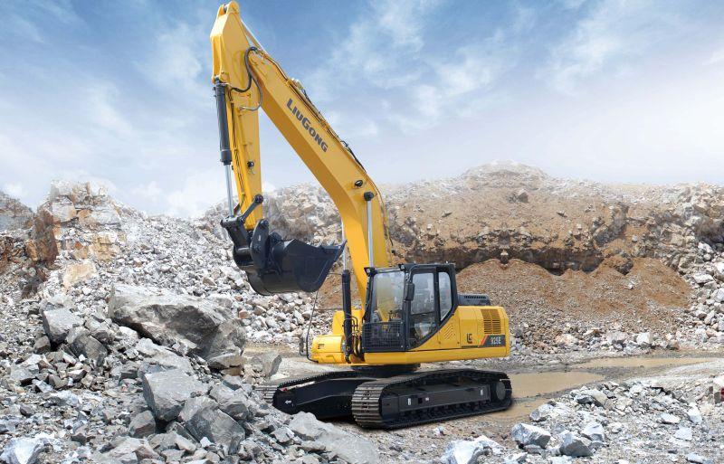מחפר LiuGong 925E