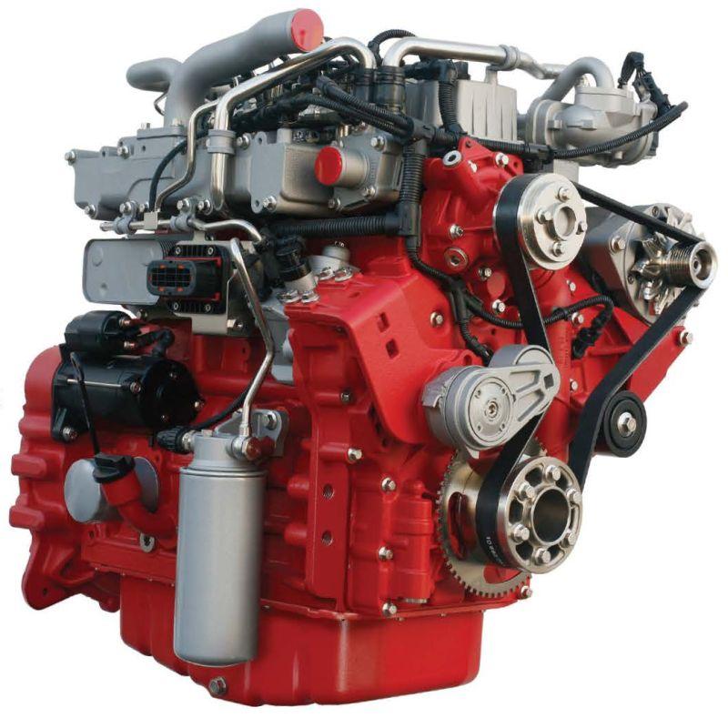 מלגזות דיזל קלארק מסדרה C40-55 - מנוע הדויץ החדש