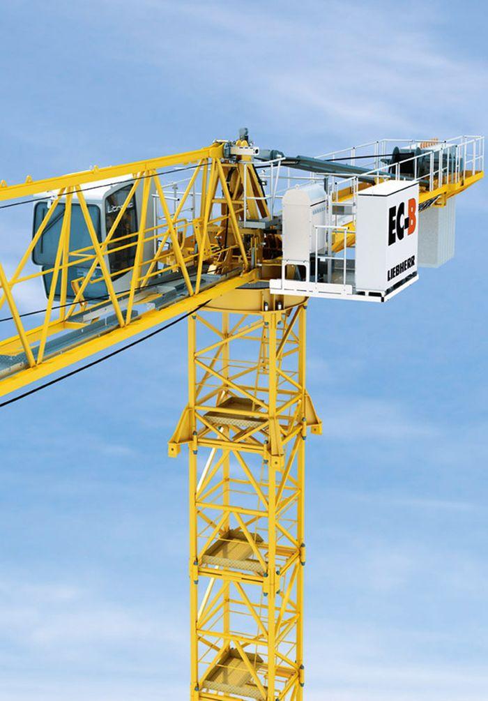 Liebherr 172 EC-B 8 Litronic Flat-Top Crane
