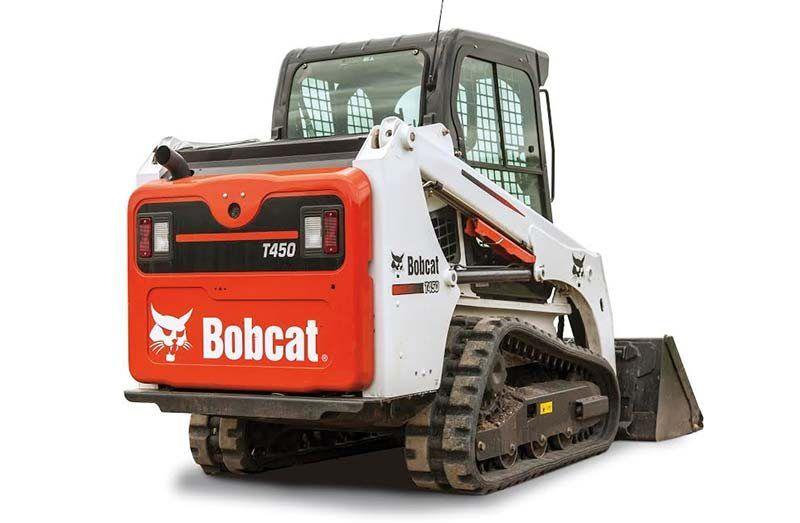 Bobcat T450