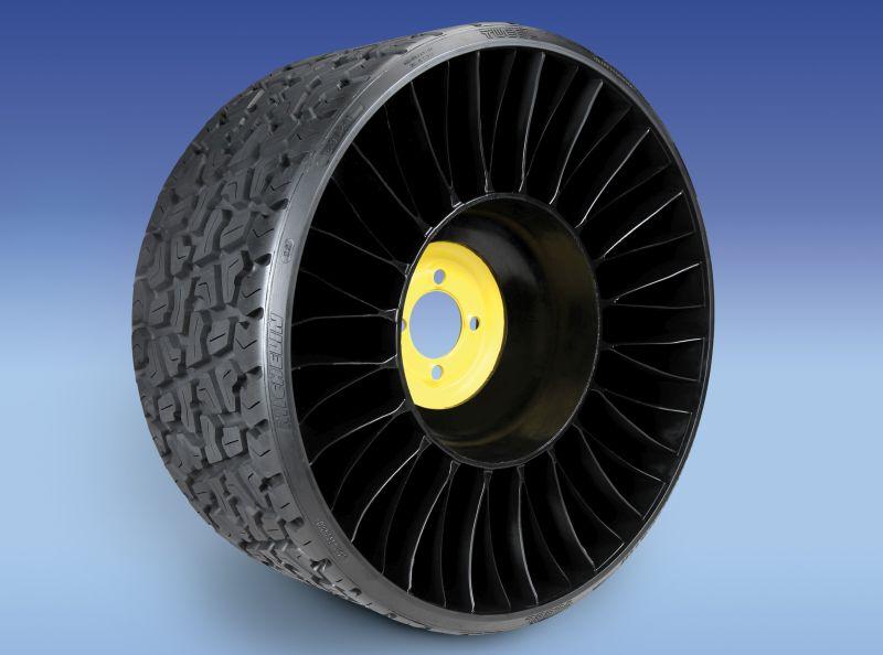 Michelin X Tweel Turf Tire