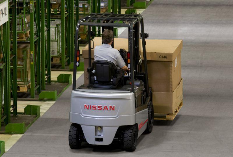 אחרי שנים ארוכות בנוף התעשייה, התשתיות, הלוגיסטיקה, הבניין והאחסנה, יעלם המותג NISSAN מעולם המלגזות